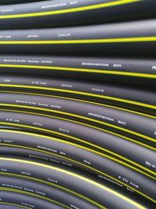 مشخصات فنی لوله های HDPE